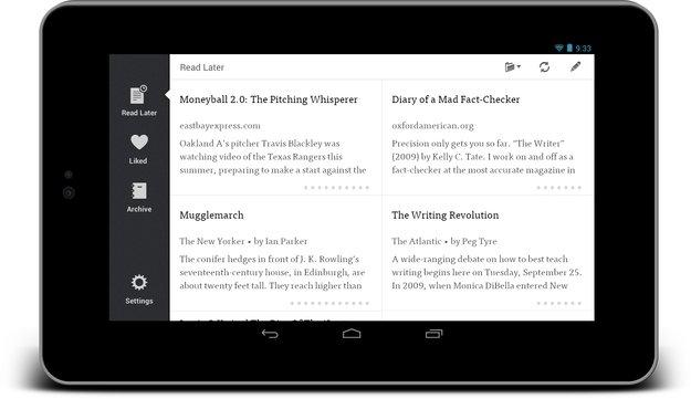 Android-Tablets: Google veröffentlicht Checkliste für Developer