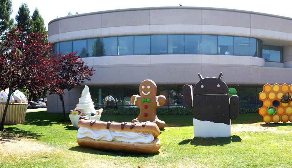 """Neue Android-Version: Kommt an einem """"anderen Tag"""""""