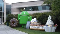 Android-Versionen: Ice Cream Sandwich im April auf dem Vormarsch