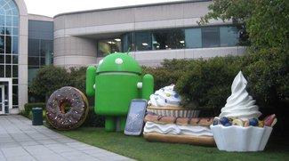 Android: Von Cupcake bis Ice Cream Sandwich -- alle Versionen in der Übersicht