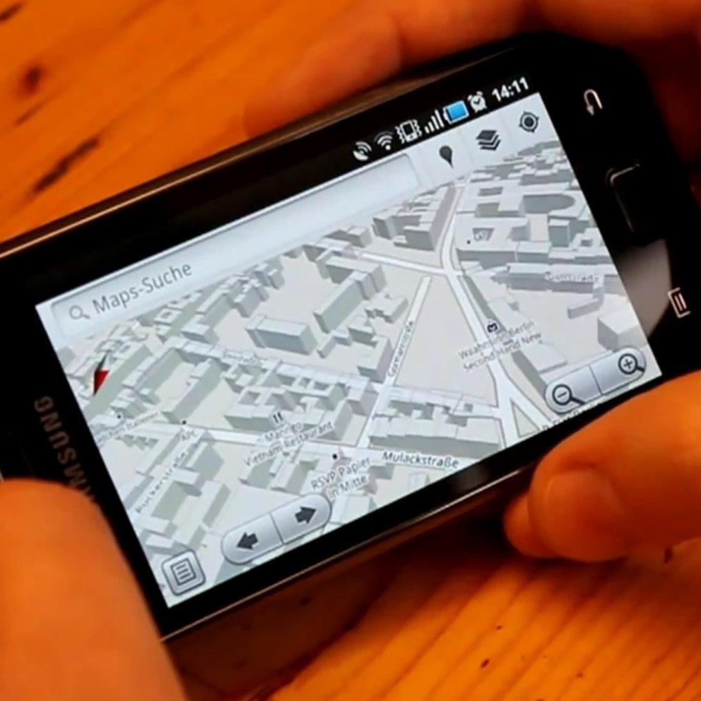 Google Maps: Neuerungen von Version 5.0 im Video