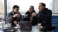 androidnext-Podcast #14: Der MWC 2012 und ein paar Schnäpse