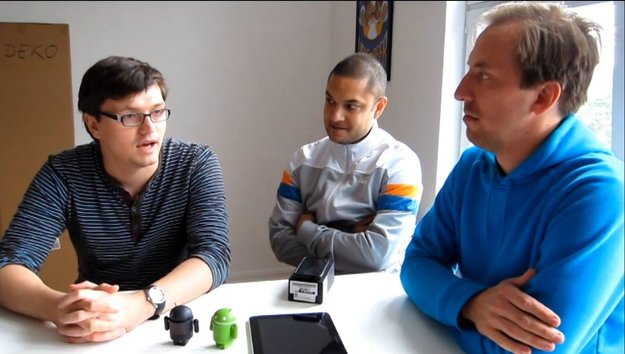 androidnext-Videopodcast #2: Samsung Galaxy Tab, Android Jelly Bean, ein Galaxy S Plus und virtuelle Samenkörner