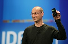 Android-Vater Andy Rubin...