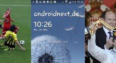 Android-Charts: Die androidnext-Top 5+5-Artikel der Kalenderwoche 21