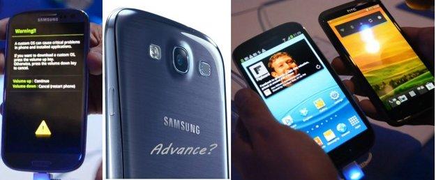 Android-Charts: Die beliebtesten androidnext-Artikel der Woche (KW 19, 2012)