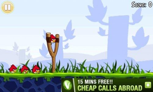 """Angry Birds bald werbefrei und """"lite"""""""