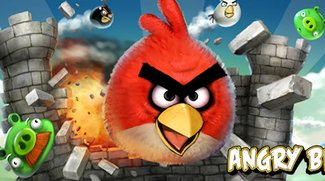 Angry Birds - 7 Millionen Android Downloads