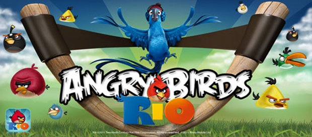 Angry Birds Rio: Neue Level ab sofort im Android Market [Update]