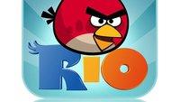 Angry Birds Rio: Neuer Teil kommt im März