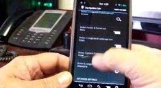 Galaxy Nexus: Eigene Software-Buttons bald in AOKP möglich