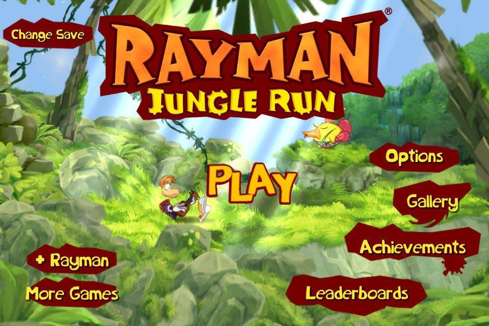 Rayman Jungle Run: Ab sofort im Google Play Store verfügbar
