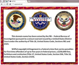 applanet screenshot fbi