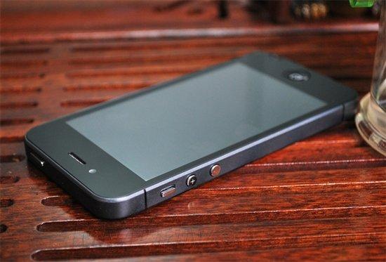 iPhone 5: Klage, falls das Apple-Handy dem China-Klon ähnelt