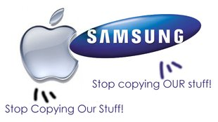Apple vs. Samsung: Internes Dokument enthüllt iPhone-Inspiration