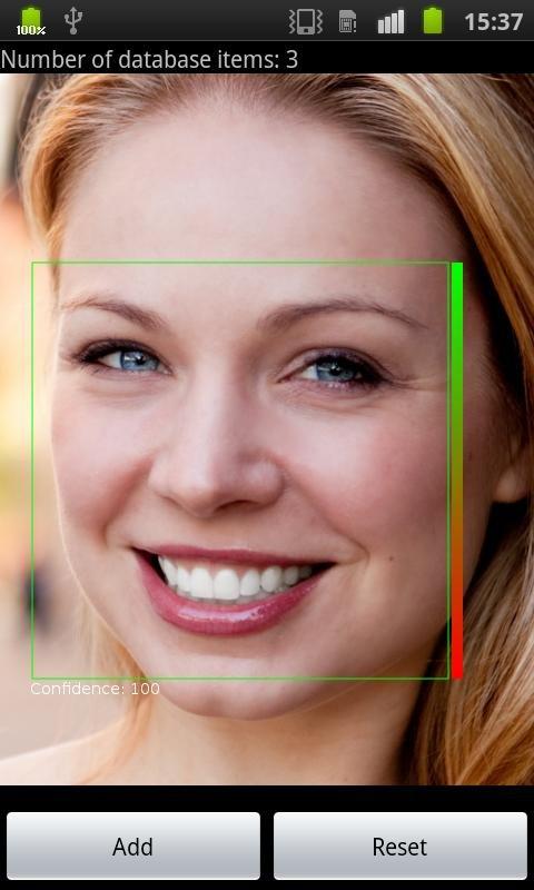 Visidon AppLock - Entsperrung durch Gesichtserkennung nun für Alle