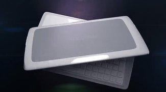 Archos G10X: Schlankes Tablet mit Tastatur-Dock in Arbeit