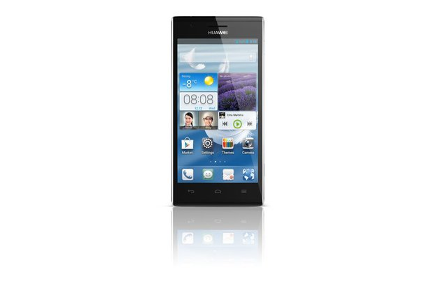 Huawei Ascend P2: Superhelden-Smartphone im Hands-on-Video [MWC 2013]