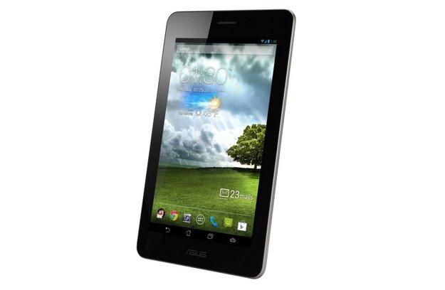 ASUS FonePad: Preiswertes Telefonier-Tablet im Hands-On [MWC 2013]