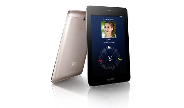 ASUS Fonepad: Tablet mit Telefonfunktion kann vorbestellt werden