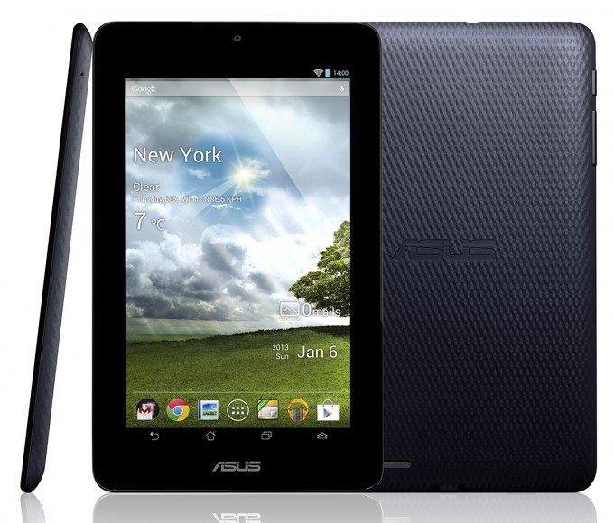 ASUS MeMO Pad: 150 Dollar-Tablet vorgestellt