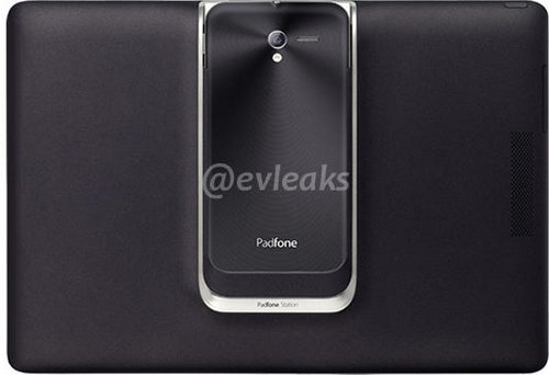 asus padfone 2 leak back