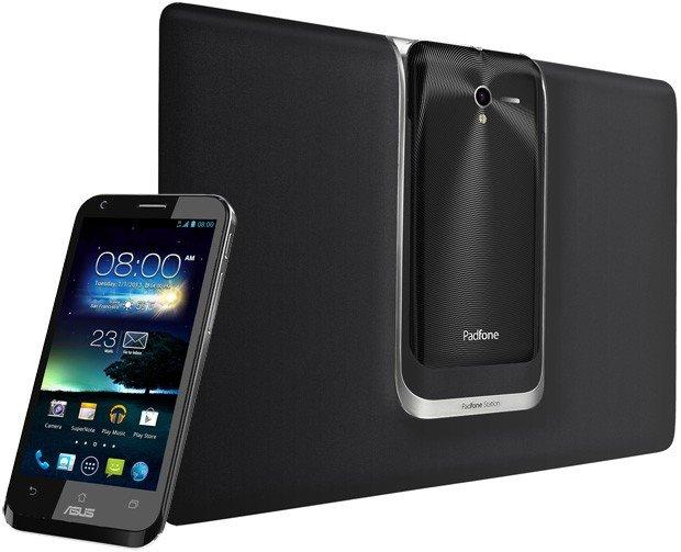 ASUS Padfone 2: Smartphone mit Tablet-Dock offiziell vorgestellt