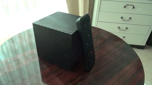 ASUS Qube: Google TV-Set-Top-Box im Hands-On-Video [CES 2013]