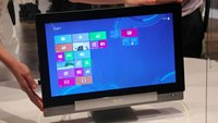 ASUS Transformer AiO: Windows 8-PC mit Android 4.0-Monitor