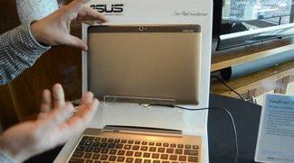 "ASUS Transformer ""Prime Plus"" TF700T: Upgrade des Tegra 3-Tablets im Hands-on-Video [CES 2012]"