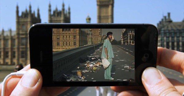 Die Welt als Filmset: Interessantes Augmented Reality-Konzept