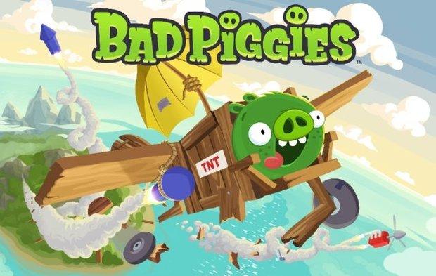 Bad Piggies: Erster Gameplay-Trailer zum Nachfolger der Angry Birds
