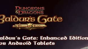 Baldur's Gate: Enhanced Edition kommt auch aufs Android-OS