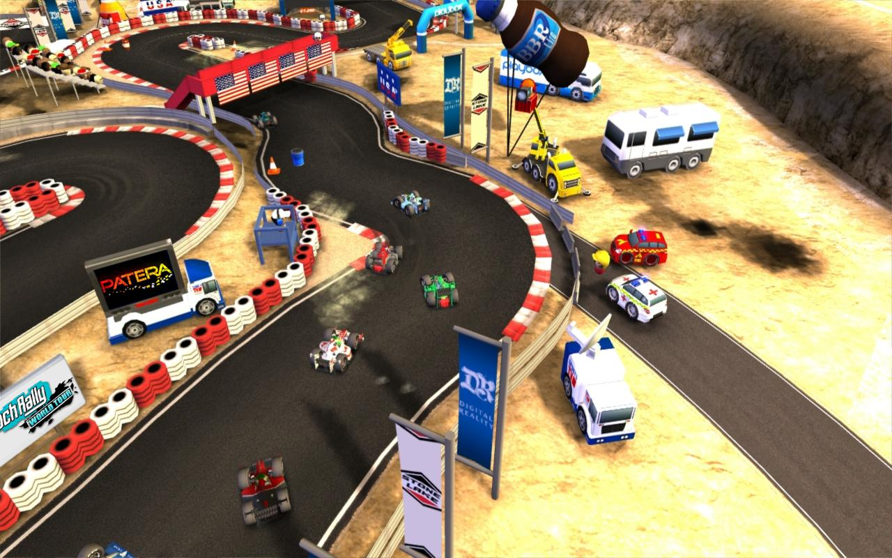 android market micro machines