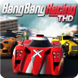 Bang Bang Racing: Actiongeladene Rennspiel-App für Tegra-Geräte