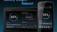 Battery Widget Reborn: Geniales Multitool zur Akku-Überwachung