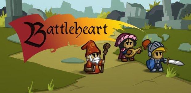 Battleheart: Taktik-Rollenspiel im Comic-Stil für Android