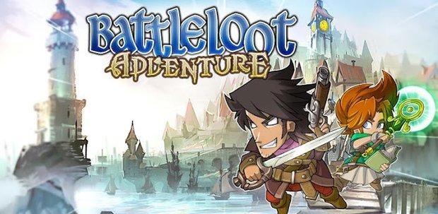 Battleloot: Rollenspiel mit taktischen Kämpfen im Comic-Stil