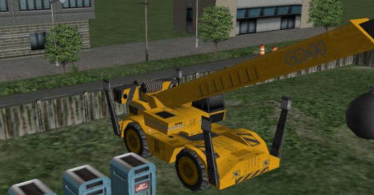 baumaschinen simulator 2009 vollversion