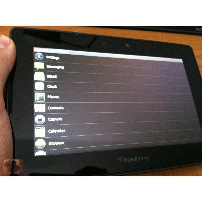 BlackBerry Playbook: RIM veröffentlicht versehentlich Android-Emulator