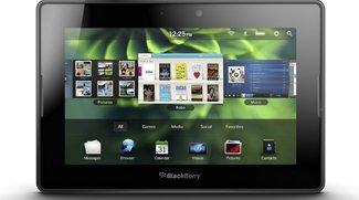 BlackBerry PlayBook: RIM-Tablet wird Android-Apps starten