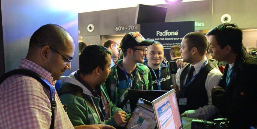 Bloggertreffen: Zusammenkunft deutscher Tech-Autoren auf dem [MWC 2012]