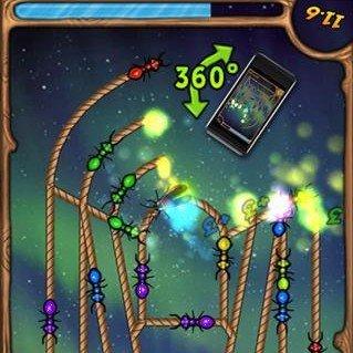 Burn the Rope: Geschicklichkeitsspiel für Feuerteufel [Update]
