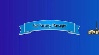 Car Factory Manager