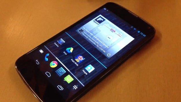 Chameleon Launcher für Smartphones: Gratis für Käufer der Tablet-Version
