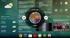 Chameleon Launcher: Entwickler-Video zeigt Smartphone-Version