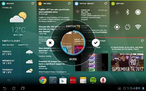 Chameleon Launcher: Version 1.1 mit erheblichen Verbesserungen