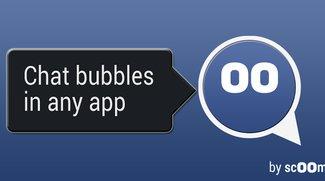 Chat Heads: Facebook-Feature auch für WhatsApp-Benachrichtigungen