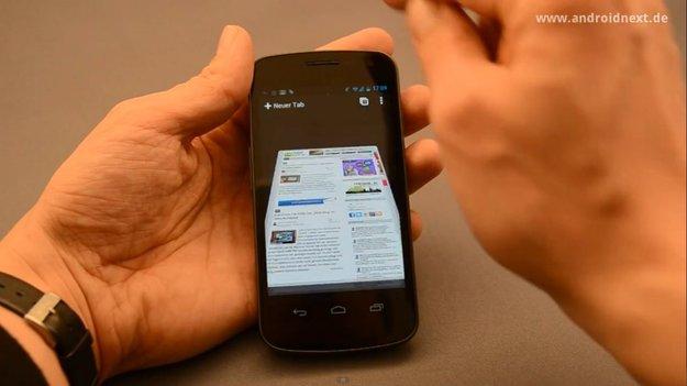 Google Chrome für Android: Easter Egg aufgetaucht [Video]