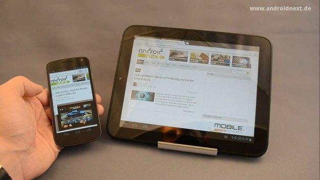 Chrome für Android: Mächtiges Tool für Webentwicklung enthalten